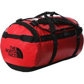 The North Face Base Camp Duffel Bag L, rød/sort